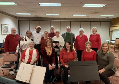 Saint Thomas of Canterbury - Choir Outreach 12/14/2019